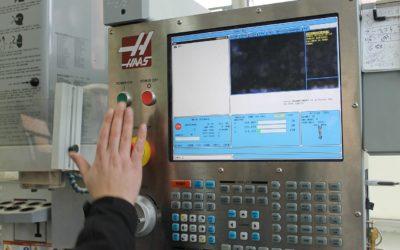 Operator i Programista Maszyn CNC z orzeczeniem o niepełnosprawności